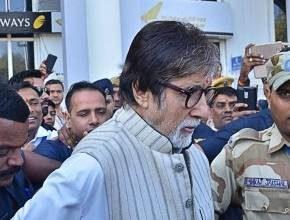 Photo of Amitabh Bachchan और उनके बेटे अभिषेक बच्चन हुए कोरोना पॉजिटिव