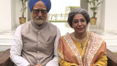 Photo of फिल्म द एक्सिडेंटल प्राइम मिनिस्टर में मनमोहन सिंह की पत्नी की भूमिका निभाएंगी दिव्या सेठ