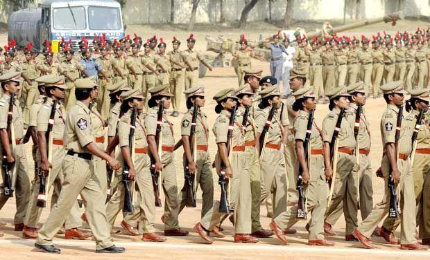 पुलिस विभाग में नौकरी