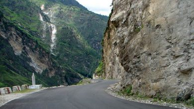 Photo of खुशखबरी : 1839 किलोमीटर के पहाड़ी रास्तों पर चढ़ी पक्की सड़कों की चादर
