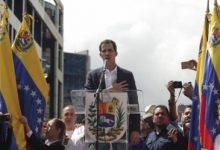 Photo of गुआइदो ने बिजली संकट के बीच 'आपातकालीन स्थिति' के ऐलान का किया आग्रह