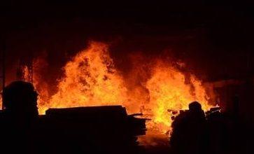 Photo of दिल्ली : विकास भवन में मामूली आग