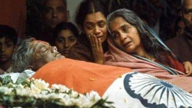लाल बहादुर शास्त्री की मौत पर आधारित है फिल्म