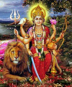 चैत्र नवरात्रों की पूजा