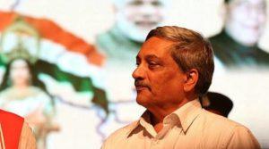 मनोहर पर्रिकर 63 वर्ष की उम्र में चार बार गोवा के मुख्यमंत्री बने
