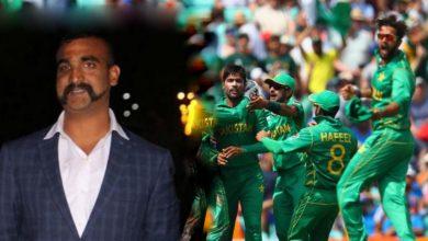 Photo of विश्वकप में पाकिस्तानी टीम करेगी विंग कमांडर अभिनंदन वर्तमान को सैल्यूट!