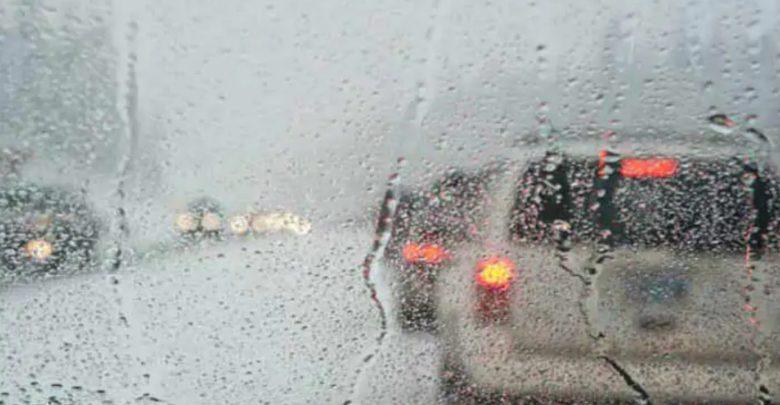 पर्वतीय क्षेत्रों में जोरदार बारिश के संकेंत