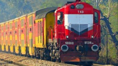 एक मिनट भी लेट नहीं हुई ये भारतीय ट्रेन
