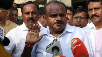 Photo of कुमारस्वामी बोले- हमारे विधायकों को दिया गया 40 से 50 करोड़ का ऑफर