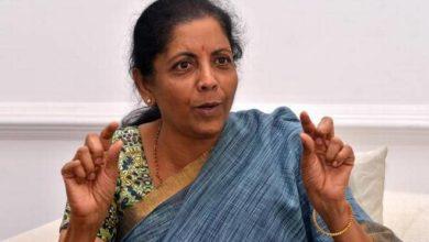 Photo of निर्मला सीतारमण बोलीं – अगर ज़रुरत पड़ी तो सरकार कर सकती है एक और राहत पैकेज की घोषणा