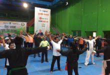 Photo of फिट पत्रकार-सुपरहिट पत्रकार कार्यक्रम में कलम के सिपाहियोें ने दिखाया दम, जमकर की कसरत