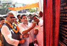 Photo of सीएम त्रिवेंद्र ने 9895.74 लाख रूपए लागत की कई विकास योजनाओं का किया लोकार्पण