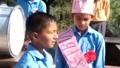 Photo of पहाड़ों पर बसे इस सरकारी स्कूल में अंग्रेज़ों की तरह अंग्रेज़ी बोलते हैं बच्चें