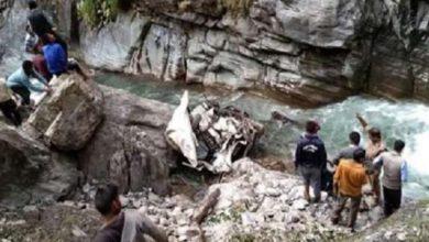 Photo of थराली के देवाल में हुई वाहन दुर्घटना में मृतक के परिजनों को सरकार देगी 2-2 लाख रूपए