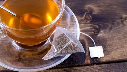 टी बैग वाली चाय