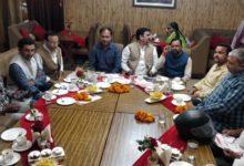 Photo of सर्वोदय व्यापार मंडल की बैठक में व्यापारियों के घटते कारोबार पर की गई चर्चा