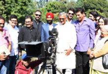 Photo of सीएम त्रिवेंद्र ने की फिल्म शूटिंग, लिया ''शुभ निकाह'' मूवी का मुहूर्त शॉट