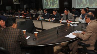 Photo of कुम्भ मेला-2021 की तैयारियों उत्तराखंड में हुई बड़ी बैठक, पहुंचे मुख्य सचिव