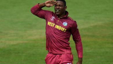Photo of पहले वनडे में अफगानिस्तान को मिली करारी शिकस्त, वेस्टइंडीज ने 7 विकेट से हराया