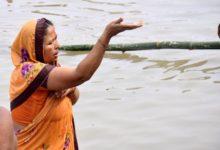 Photo of छठ पूजा में सराबोर हुआ देश, भक्तिमय हुआ समूचा बिहार