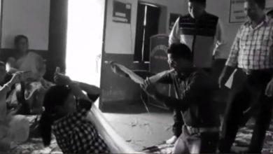 Photo of Viral Video : Lady Teacher Nagin Dance, शिक्षा प्रशिक्षण में शिक्षक-शिक्षिका का नागिन नाच