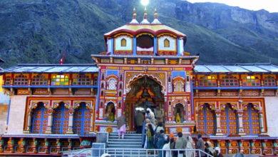 Photo of बदरीनाथ धाम के कपाट किये गये बंद, आदि केदारेश्वर मंदिर में भी हुई पूजा-अर्चना