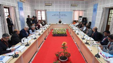 Photo of नमामि गंगे बैठक : उत्तरकाशी में 10 किमी और हरिद्वार में 50 किमी लंबाई में होगी फ्लड प्लेन जोनिंग