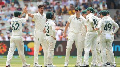 Photo of दूसरे टेस्ट में ऑस्ट्रेलिया मजबूत स्थिति में, न्यूजीलैंड पहली पारी में 148 रनों पर ढेर
