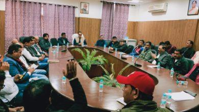 Photo of प्रदेश के श्रमजीवी पत्रकार दोहरी नीतियों के खिलाफ कर सकते हैं आन्दोलन