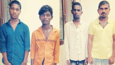 Photo of हैदराबाद गैंगरेप केसः भागने की कोशिश कर रहे थे चारों आरोपी, पुलिस ने किया ढेर