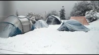 Photo of उत्तराखंड: पहाड़ों में बारिश के साथ ऊंची चोटियों पर बर्फबारी शुरू