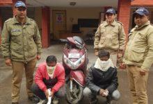 Photo of पकड़े गए शातिर चोर, चोरी की फिराक में थे आरोपी