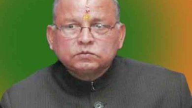 Photo of उत्तराखंड भाजपा के नए अध्यक्ष बने बंशीधर भगत