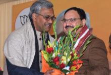 Photo of नई दिल्ली में भाजपा के नवनिर्वाचित राष्ट्रीय अध्यक्ष जेपी नड्डा को सीएम त्रिवेंद्र ने दी बधाई