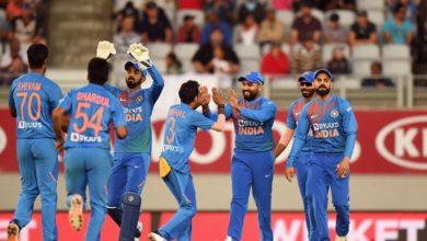 Photo of चार बार 200+ रनों को सफलतापूर्वक चेज़ करने वाली एकलौती टीम बना भारत