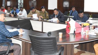Photo of 'सफाईकर्मियों के लिए चलाई जा रही योजनाओं में गंभीरता बरते अधिकारी' – भारत सरकार