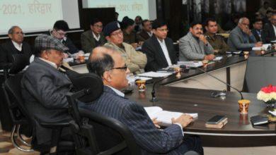 Photo of कुम्भ मेला -2021 की तैयारियों को लेकर मुख्य सचिव ने की अहम बैठक