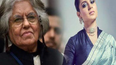 Photo of इंदिरा जयसिंह पर फूटा कंगना का गुस्सा, ऐसी औरतों को…