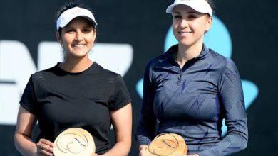 Photo of वाह सानिया : होबार्ट इंटरनेशनल टूर्नामेंट में हासिल की जीत