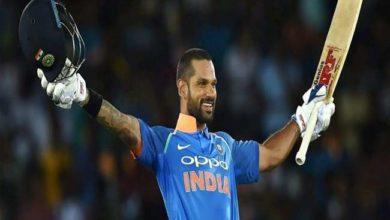 Photo of न्यूजीलैंड के बाद इस सीरीज से भी बाहर शिखर धवन, भारतीय टीम को झटका