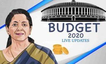 Photo of Budget 2020 LIVE Updates : नए दशक का पहला आम बजट, यह है बजट के मुख्य बिंदु