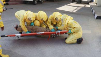 Photo of उत्तराखंड के चार जनपदों में हुई केमिकल मॉक ड्रिल, SDRF और CBRN टीम ने किया प्रतिभाग