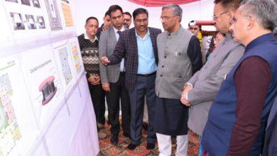 Photo of Dehradun : आईटी पार्क देहरादून में बनना शुरू हुआ आपदा प्रबंधन प्राधिकरण भवन, जानिए खासियत