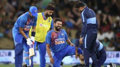 Photo of चोट के कारण रोहित शर्मा न्यूजीलैंड के खिलाफ वनडे और टेस्ट सीरीज़ से बाहर
