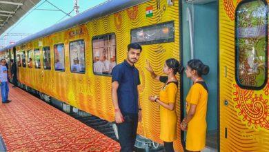 Photo of खुशखबरी : नई दिल्ली-हरिद्वार-देहरादून मार्ग पर हवा से बात करेगी तेजस ट्रेन