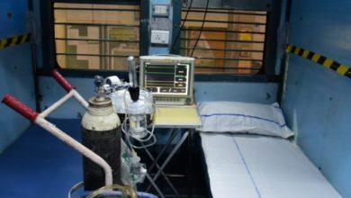Photo of खुशखबरी : रेल डिब्बों को बनाया गया अस्पताल, अब कोरोना की खैर नहीं