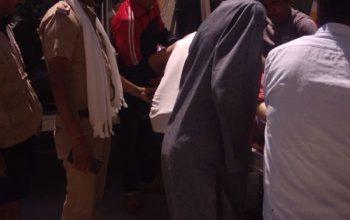 Photo of पौड़ी से सटे पाबौ में महिला की चट्टान से पैर फिसलने के कारण मौत
