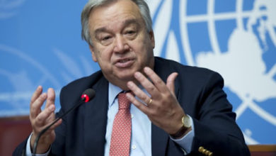 Photo of एक सुरक्षित और प्रभावी टीका बचा सकता है लाखों लोगों की जान – संयुक्त राष्ट्र प्रमुख