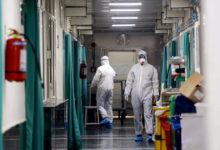 Photo of यूपी : 22,000 से अधिक स्वास्थ्य कर्मियों को लगी वैक्सीन की पहली डोज़