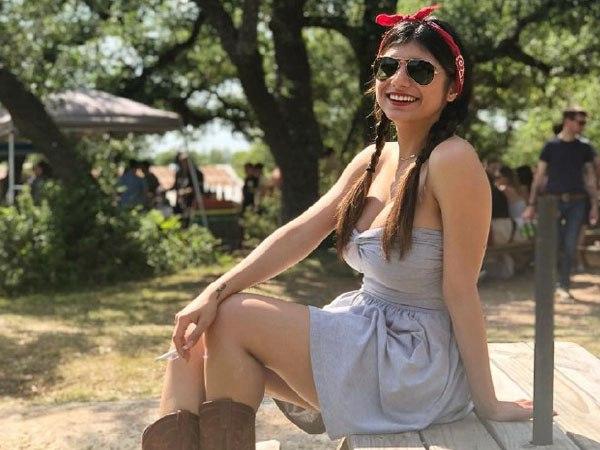 मिया खलीफा